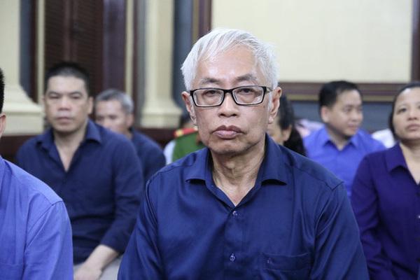 Tòa xử tiếp vụ ông Trần Phương Bình làm DongABank mất 9.000 tỷ
