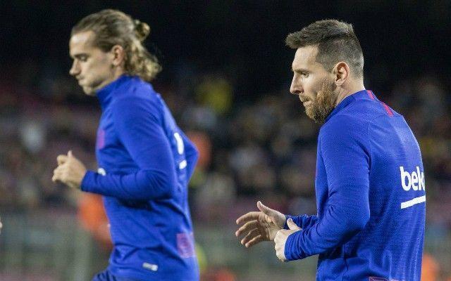 Messi và Griezmann suýt đánh nhau, HLV Setien phải can thiệp