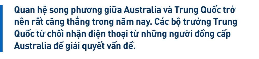 Australia,Trung Quốc,Biển Đông,carl thayer