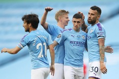 """Man City đại thắng """"5 sao"""", Liverpool chưa thể vô địch sớm"""