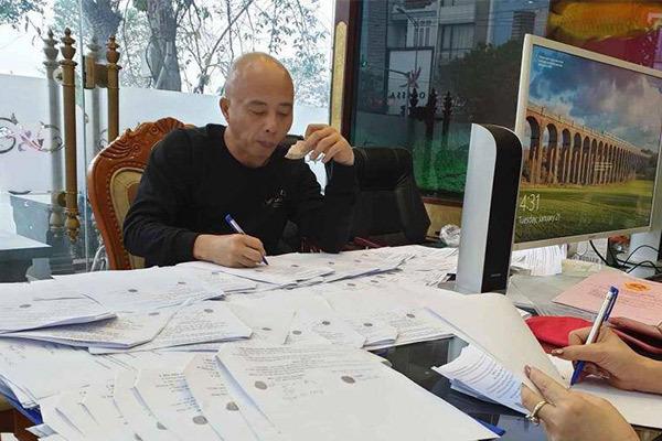 Chiêu thức kiếm tiền tỷ của vợ chồng Nguyễn Thị Dương