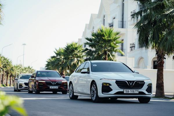 Lý do khiến VinFast Lux thành bộ đôi xe sang bán chạy hàng đầu Việt Nam