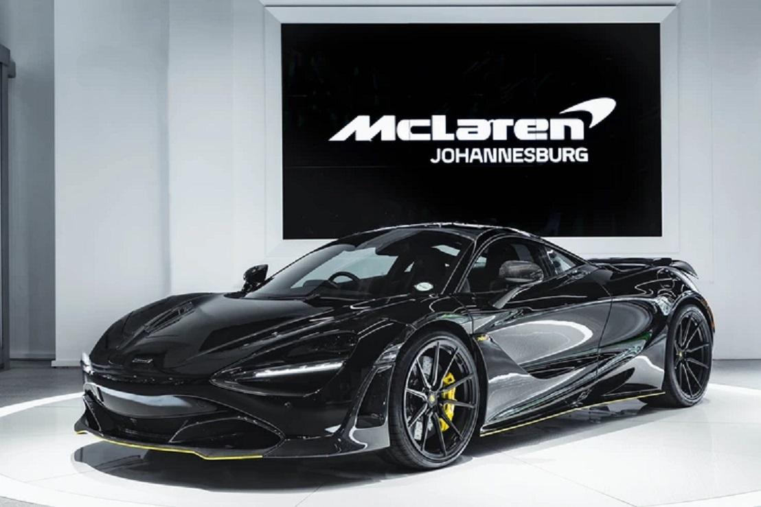 Cụ ông 78 tuổi điệu nghệ lái McLaren 720S vi vu mỗi ngày
