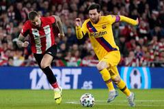 Barca vs Bilbao: Quà sinh nhật của Leo Messi