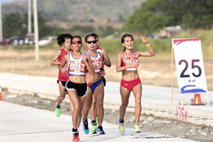 Pham Thi Hong Le the favourite for Ly Sonmarathon