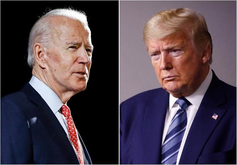 Cặp đấu Trump - Biden sẽ 'so găng' ba lần trước ngày bầu cử