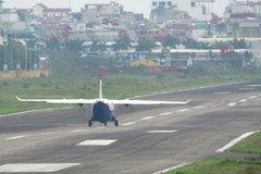 Chính thức loại sân bay Gia Lâm khỏi mạng sân bay dân dụng