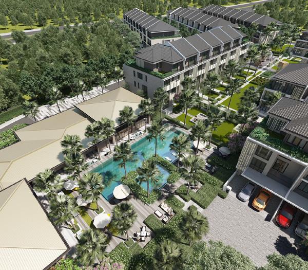 Thời điểm vàng sở hữu biệt thự liền kề The Mansions ParkCity Hanoi