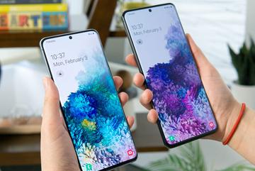 Galaxy S20 giảm 4 triệu đồng, điện thoại Samsung đua nhau hạ giá