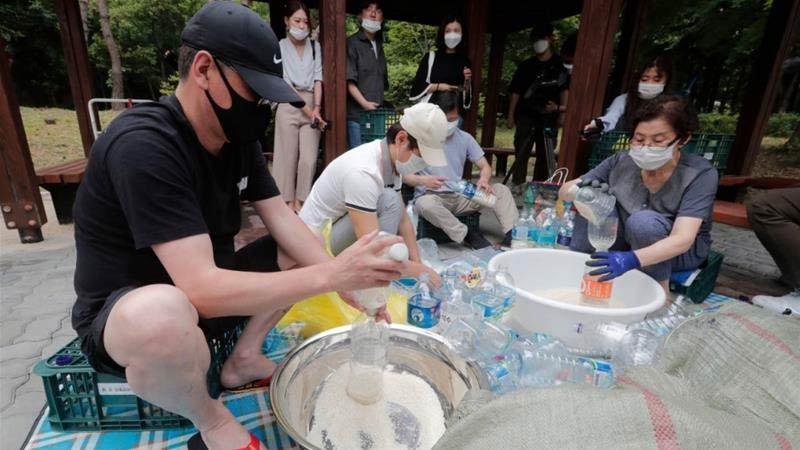 Nhà hoạt động Hàn Quốc vẫn thả truyền đơn sang Triều Tiên