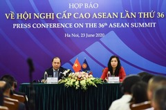 Lãnh đạo ASEAN không né tránh vấn đề Biển Đông tại hội nghị cấp cao