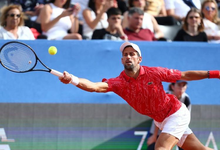 Tay vợt số 1 thế giới Djokovic dương tính Covid-19