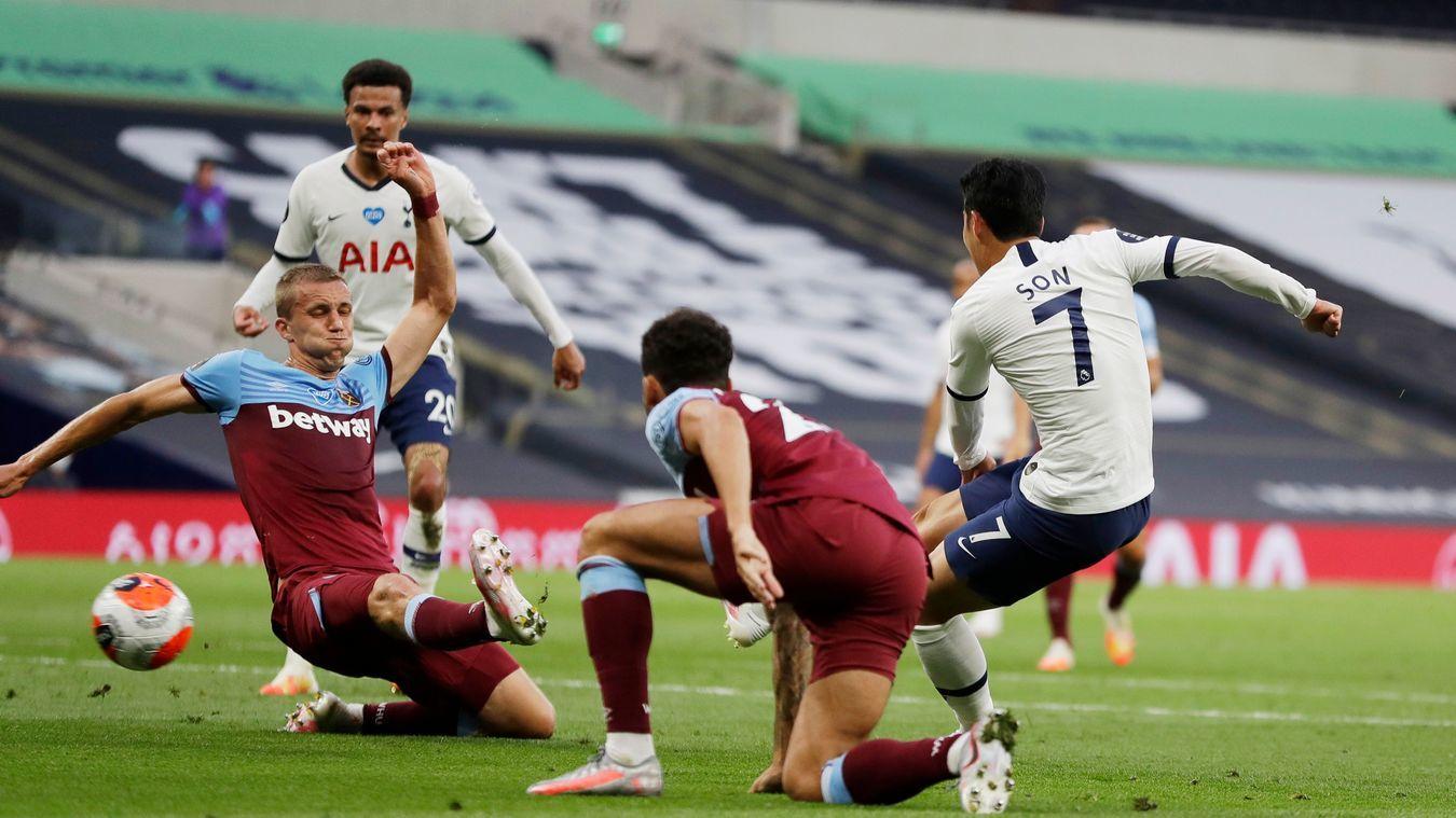 Mourinho quá 'son', Tottenham thắng nhờ bàn phản lưới