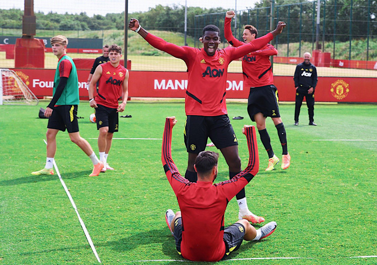 MU vs Sheffield Utd: Háo hức xem Pogba và Bruno khoe tài