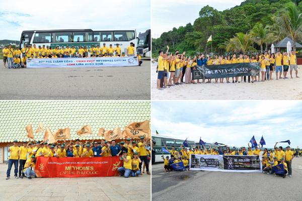 Hơn 1000 nhân viên kinh doanh 'đổ bộ' Phú Quốc
