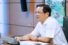 Xem xét đơn xin thôi chức Bí thư Tỉnh ủy, Trưởng đoàn ĐBQH của ông Lê Viết Chữ
