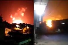 Đạn nổ vang rền Syria, chiến cơ Israel bị tố là thủ phạm