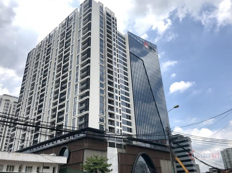 Nhà cao tầng trên 100m phải có tầng lánh nạn phòng cháy