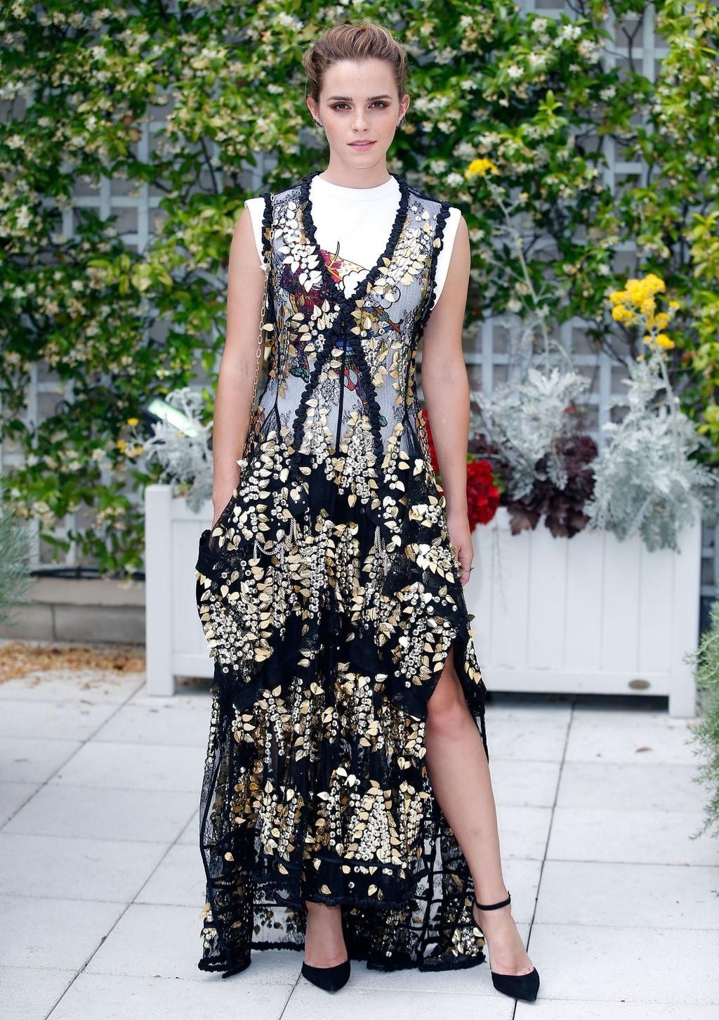 Thời trang đẳng cấp của Emma Watson