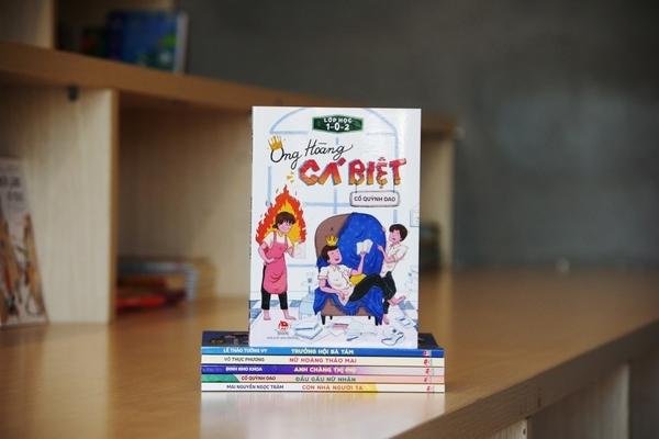 Bộ sách giúp người trẻ nhận diện bản thân