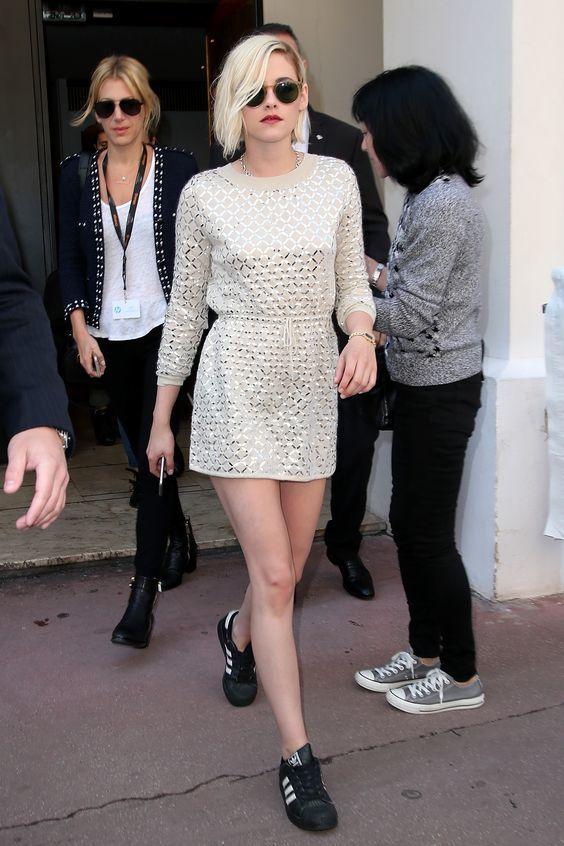 Gu thời trang cực cá tính của Kristen Stewart