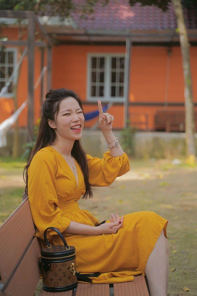 Bật mí về Hoa khôi sinh viên dẫn bản tin thời tiết VTV