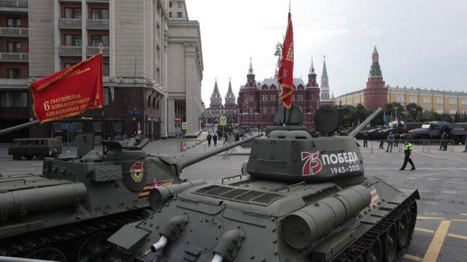 Russia,World War Two victory parade,moscow,world news