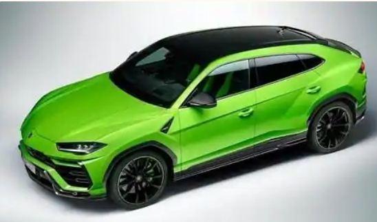 Ngắm siêu SUV Lamborghini Urus 2021 phiên bản Pearl Capsule màu cực lạ