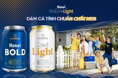 Chào hè với Hanoi BOLD và Hanoi Light lon 330ml mới