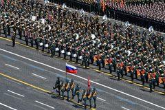 Màn duyệt binh hoành tráng kỷ niệm 75 năm chiến thắng phát xít ở Nga