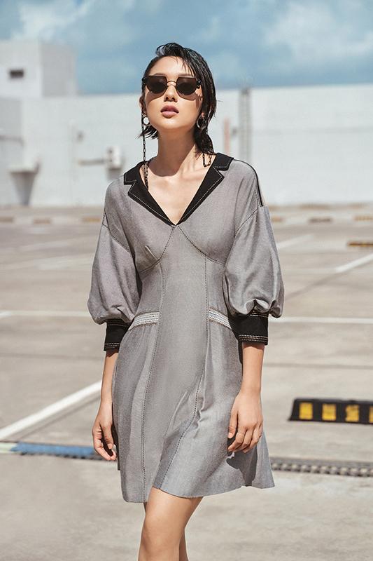 Nữ chính MV Sơn Tùng ấn tượng với thời trang của NTK Xuân Lê