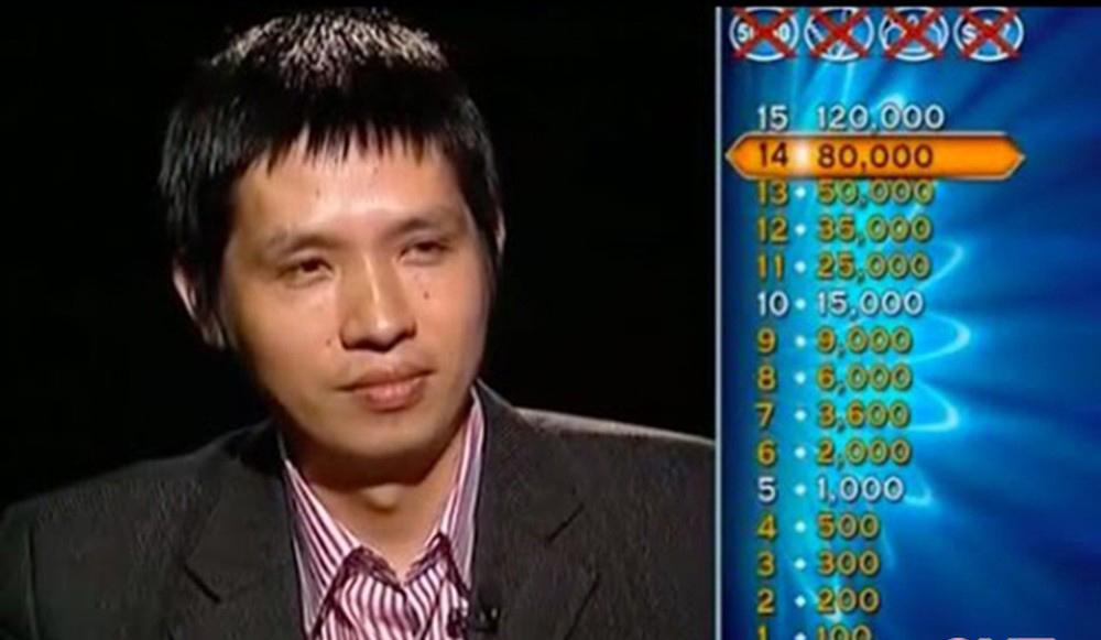 2 người chơi phá kỷ lục chương trình 'Ai là triệu phú'