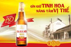 Bia Hà Nội 1890 - kết tinh 130 năm giữ gìn tinh hoa