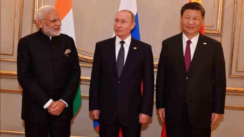 Nga sẽ ra tay hóa giải căng thẳng Trung - Ấn?