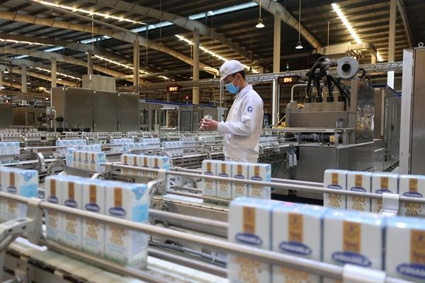 Vinamilk được người dùng Việt chọn mua nhiều nhất 8 năm liền