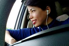 Năng lượng tích cực của nữ tài xế từng chạm 'đáy vực' cảm xúc