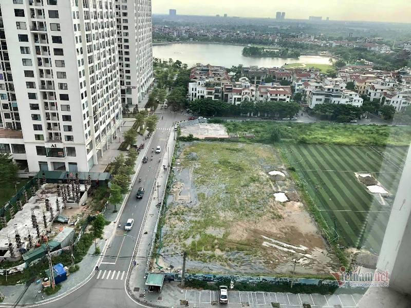 Dự án 500 triệu USD 'quên' xây trường học bị truy thu hàng chục tỷ thuế đất