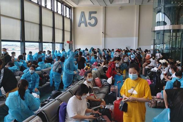 Đưa công dân từ Nhật Bản, Đài Loan về nước