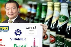 Thai billionaires experiencing tough days in Vietnam
