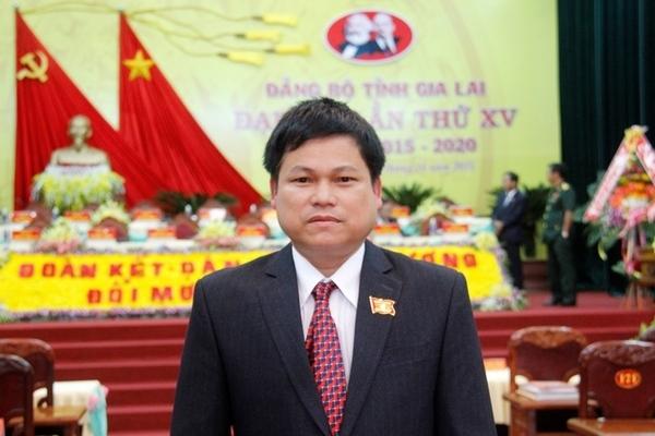 Trưởng Ban tổ chức Gia Lai bị đề nghị cách hết chức vụ trong Đảng