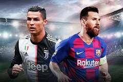 Ronaldo 90% lỡ đại chiến Messi và Barca vì Covid-19