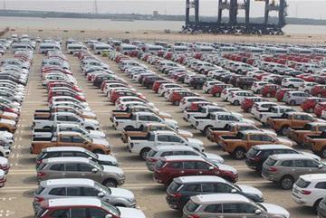 Giải cứu 41 ô tô bị 'kẹt' 3 năm vì nhập nhầm cửa khẩu