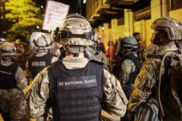 Vệ binh quốc gia tái triển khai tại thủ đô Washington