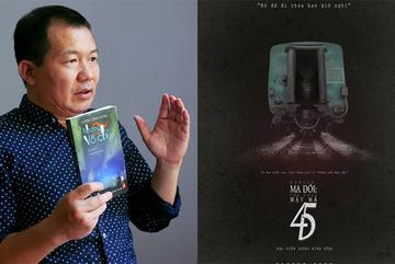 Đạo diễn 'Cha cõng con' chuyển hướng làm phim kinh dị