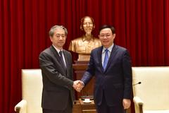 Chính phủ Trung Quốc quan tâm dự án Cát Linh - Hà Đông