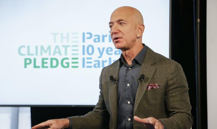 Amazon ra mắt quỹ 2 tỷ USD cho các dự án chống biến đổi khí hậu