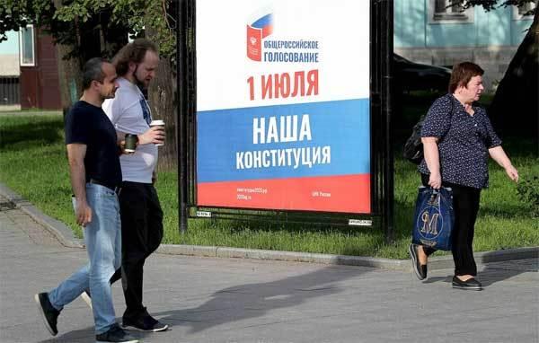 Điểm đặc biệt trong cuộc bỏ phiếu 7 ngày tại Nga