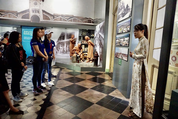 HCM City,foster tourism links with neighbouring provinces,new inter-regional tourism products