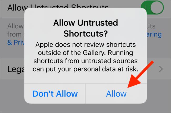 Cách để iPhone, iPad tự động mở trang web bằng trình duyệt Chrome