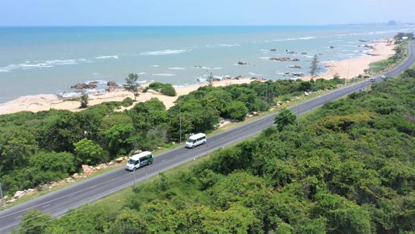 Bất động sản du lịch Hồ Tràm tăng nhiệt